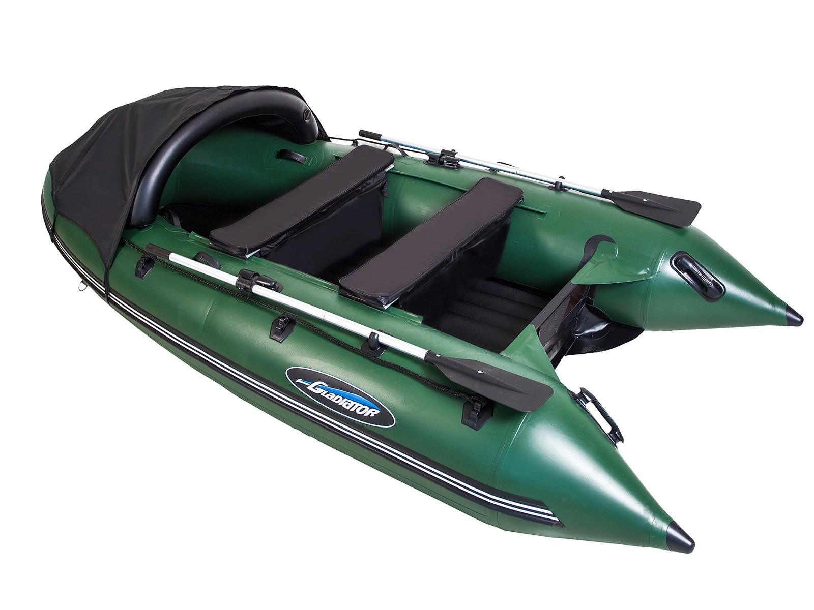 лодки пвх с нднд гладиатор аир 330